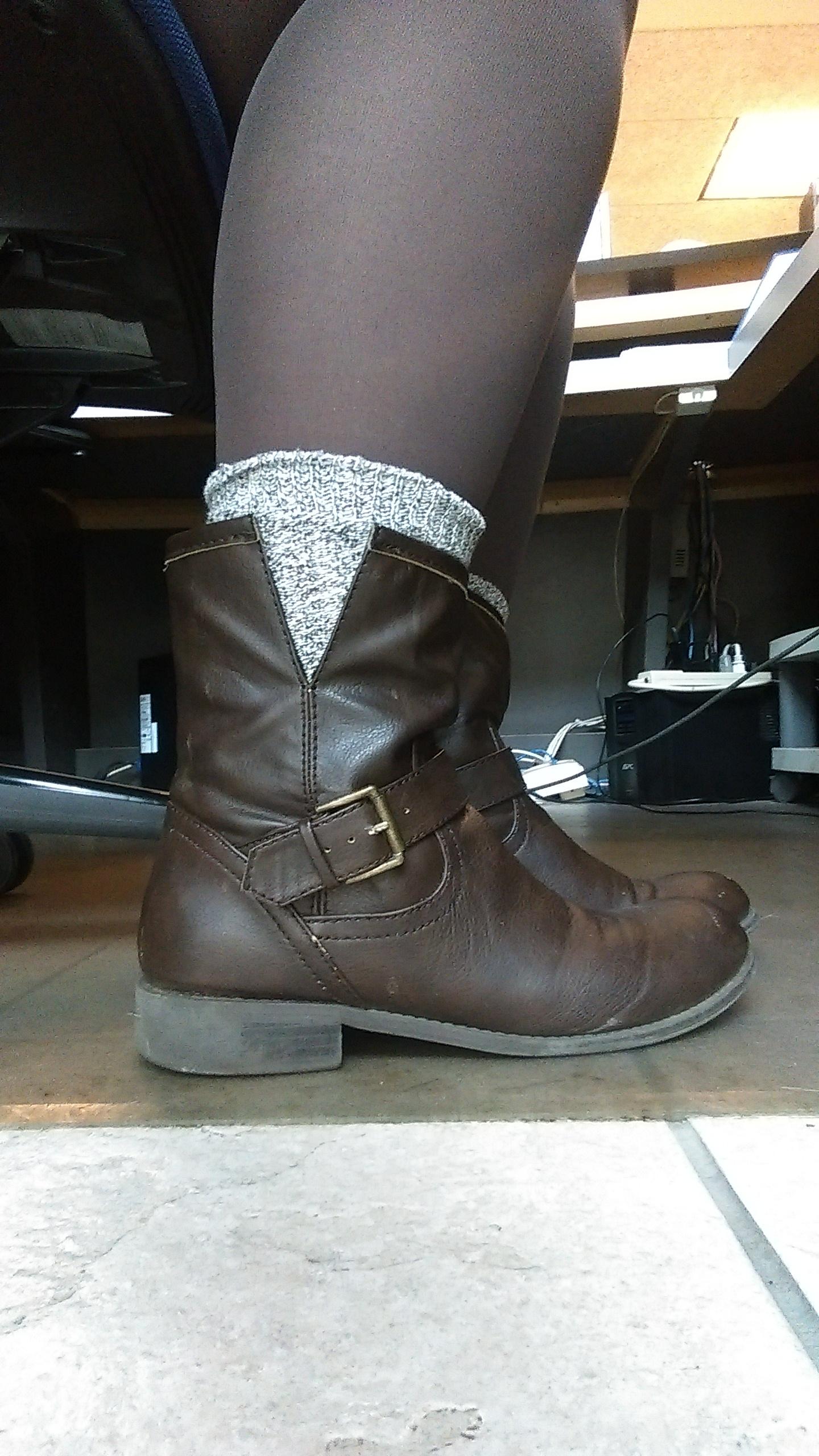 Deer Costume Boots